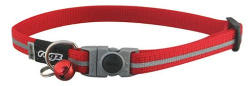 AlleyCat Halsband Small Red