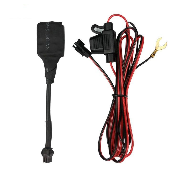 Inbouw GPS trackerG-48 voor Camper Auto Motor Boot