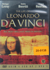 KOL-2548 - KOL-003 - THE LIFE OF LEONARDO DA VINCI