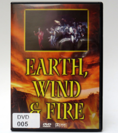 DVD-005 - DVD-R-001 - EARTH, WIND & FIRE