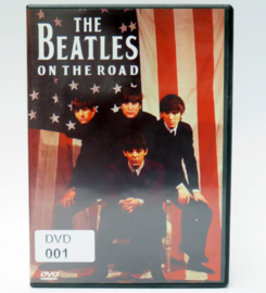 DVD-001 - DVD-R-001 - THE BEATLES - ON THE ROAD