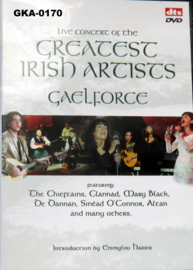GKA-0170 - R-014 - GREATEST IRISH ARTISTS