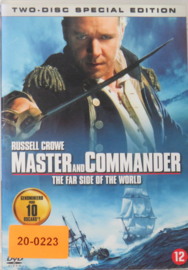 DVD-AA-0036 - R-002 - MASTER AND COMMANDER