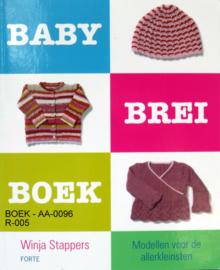 BOEK - AA-0096 - R-005 - BABY BREI BOEK