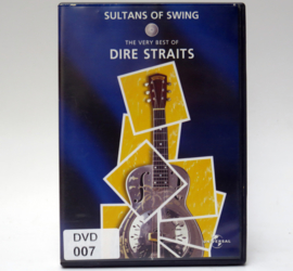 DVD-007 - DVD-R-001 - DIRE STRAITS - THE VERY BEST OF