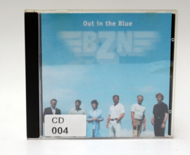 CD-004 - CD-R-001 - BZN - OUT IN THE BLUE