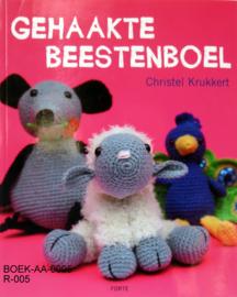 BOEK - AA-0095 - R-005 - GEHAAKTE BEESTENBOEL