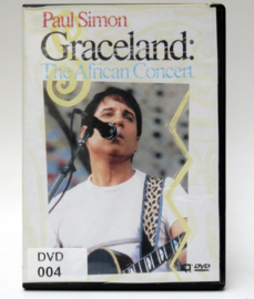 DVD-004 - DVD-R-001 - PAUL SIMON - GRACELAND: THE AFRICAN CONCERT