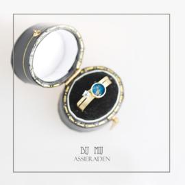 SET Colo met ring geboortesteen
