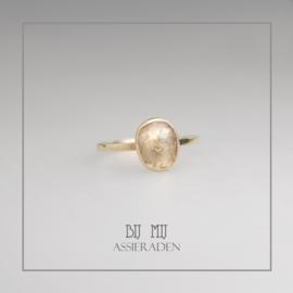 Asring Yukon Gold Oval