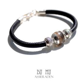 Armband Haarlok Zola