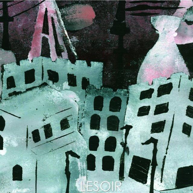 Lesoir - Lesoir debutalbum CD // digisleeve