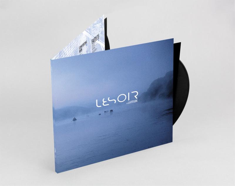 Latitude VINYL // 2 LP