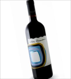 Syrah , Grenache Rouge, Mourvèdre -Nostos Alexandra's - Manousakis Winery , Kreta, Griekenland