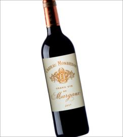Cabernet Sauvignon, Merlot, Petit Verdot - Chateau Monbrison, Grand Vin de Margaux