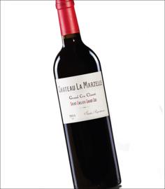 Merlot, Cabernet Franc - Chateau La Marzelle - Saint Emillion Grand  Cru Classe  - Bordeaux