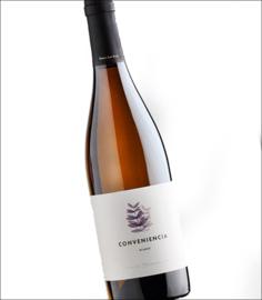 Chardonnay, Merseguera, Pinot Noir-  Conveniencia - Finca San Blas - Utiel Requena