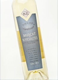 Muskaat -  Rivesaltes, Sweet Emotion,  Chateau Donna Baisas