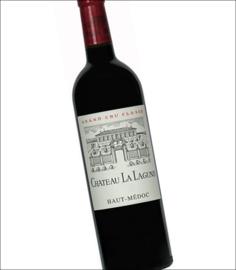 Cabernet Sauvignon, Merlot, Petit Verdot- Chateau La Lagune - Grand  Cru Classe  - Haut Medoc - Bordeaux - bio