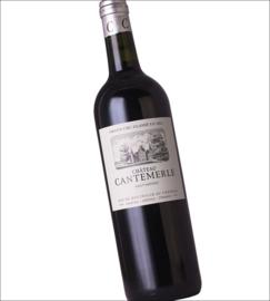 Cabernet Sauvignon, Merlot, Petit Verdot - Château Cantemerle - Haut-Médoc - 5me Grand Cru Classé - Bordeaux