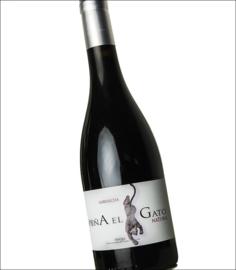 Grenache - zonder toegevoegd sulfiet - bio - Pena El Gato - Rioja BIO - Juan Carlos Sancha