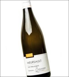 "Chardonnay -  Meursault  ""Les Meurgers""   Laurent & Karen Boussey"