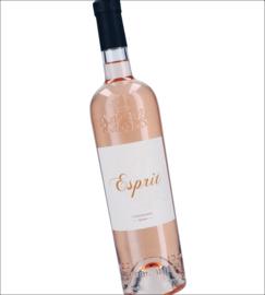 Grenache, Cinsault, Syrah - Esprit  Chateau Camparnaud Provence rosé