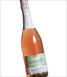Holunder Secco - Gustavshof  alcoholvrij Bio & Vegan