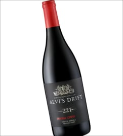 Shiraz, Cabernet sauvignon, Pinotage, Grenache, Petit Verdot, Durif - Alvi's Drift - 221 Special Cuvee