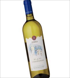 Sauvignon Blanc, Muscat, Clairette - Blanc de l'Observatoire -  Chateau Ksara -  - Libanon