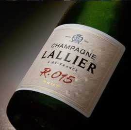 Pinot Noir, Chardonnay - Champagne Lallier Ay  Vintage R.015
