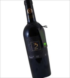 Sangiovese, Primitivo, Negroamaro - 3 Passo Rosso Italia Bio & Vegan