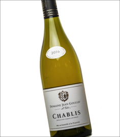 Chardonnay -  Chablis - Jean goulley