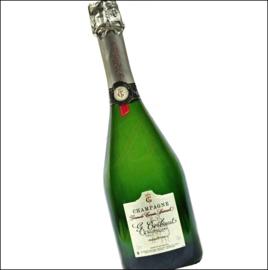 Chardonnay, Pinot Noir -  Premier Cru Brut, G. Tribaut Grande Cuvee, Hautvillers