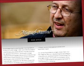Magnum - Tempranillo - Rioja Reserva - Miguel Merino