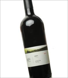 Cabernet Sauvignon, Syrah, Petit Verdot, Merlot -yron - Galil Mountain Winery - Israel