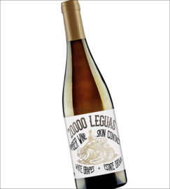 Chardonnay, Verdejo, Viura - 20.000 Leguas Amber Wine, Punctum oranjewijn bio
