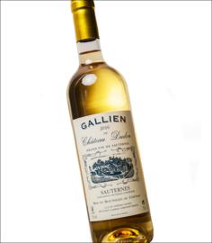 Semillon - Sauternes  Chateau Dudon - Gallien de Chateau 2016