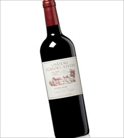 Cabernet Sauvignon, Merlot - Chateau Durfort Vivens Margaux 2ème Grand Cru Classé - 2016 - Bordeaux