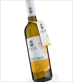 Pinot Grigio - Giol, Veneto zonder toegevoegd sulfiet