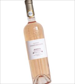 Grenache, Cinsault, Syrah, Mourvèdre, Tibouren, Rolle - Chateau Camparnaud Provence rosé
