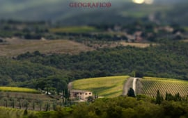 Sangiovese, Canaiolo - Chianti Colli Senesi DOCG, Toscane, wijnhuis Geografico