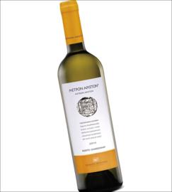 Roditis, Chardonnay - Metron Ariston , Papantonis Winery,  Griekenland