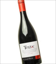 Cinsault - Grenache - Carignan - Syrah - Terzac Rouge Pays d'Herault