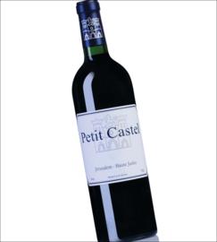 Cabernet Sauvignon, Merlot, Petit Verdot, Cabernet Franc en Malbec, Petit Castel - Domaine Castel - Israel