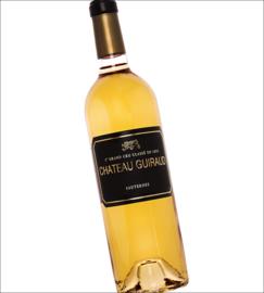 Semillon, Sauvignon - Chateau Guiraud 1st Grand Cru Classé en 1855 Sauternes - Bordeaux