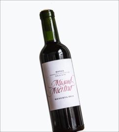 Tempranillo - Rioja Reserva  Miguel Merino 0,375L