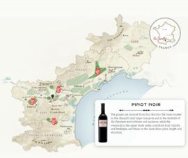 Pinot Noir - Les Jamelles - Pays d'Oc