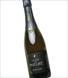 Jacquere, Chardonnay, Altese  - Cremant de Savoie -  La Cave du Prieure -Jongieux