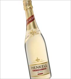 Sparkling - Sohnlein - Henkell Brillant Alkoholfrei  Wit